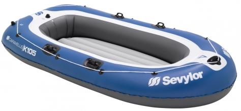 Rubberboot van Sevylor