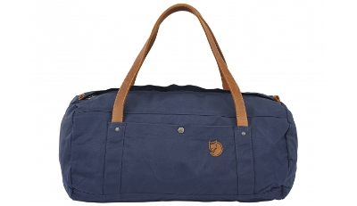 Fjallraven Duffel Bag Navy Blue Large
